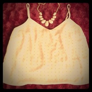 Charlotte Russe blouse size small # A 42